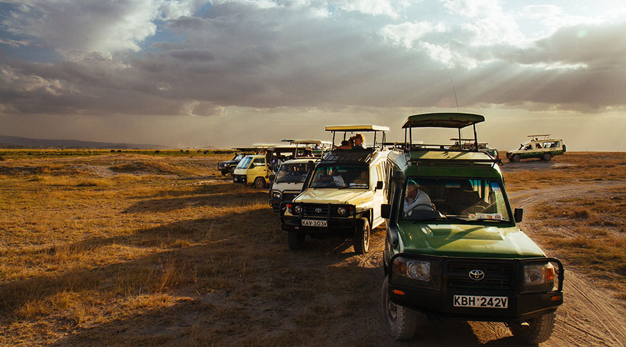 game drive at the amboseli national park 2 (2)