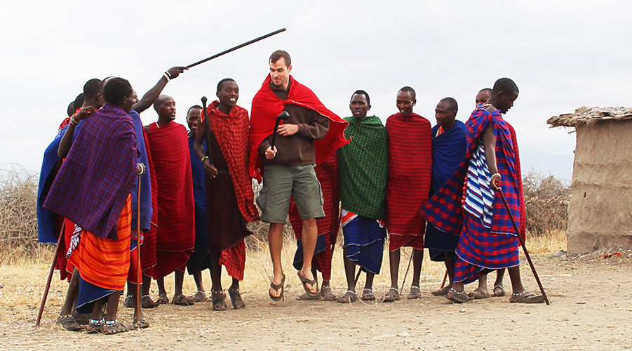 muthaiga travel maasai dance 1