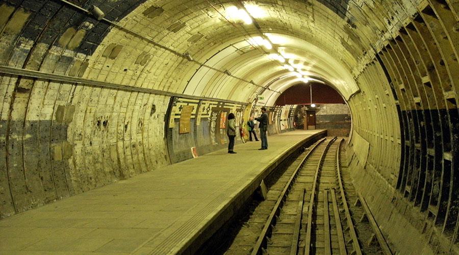 Aldwych Tube Station muthaiga travel