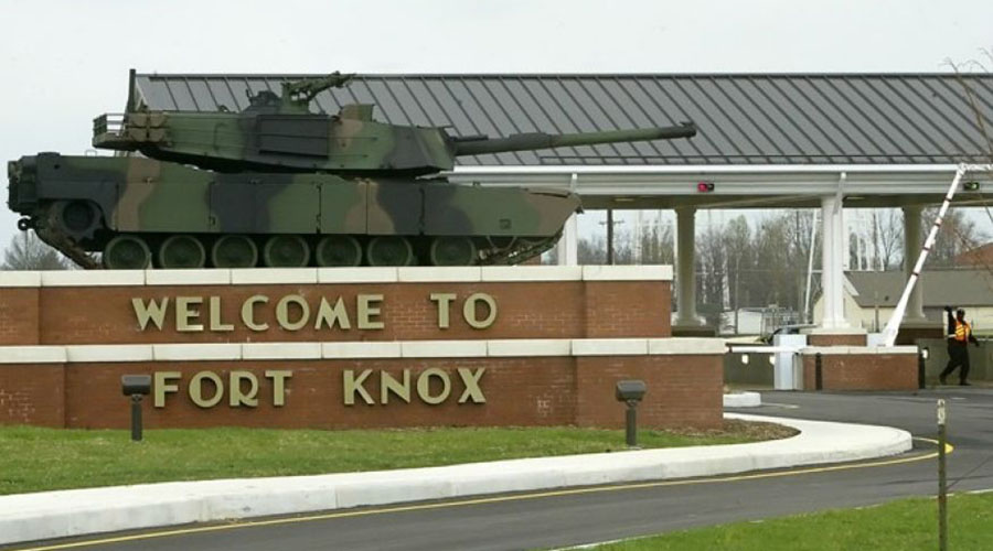 Fort Knox- Kentucky muthaiga travel