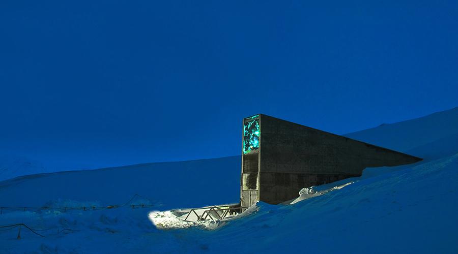 Svalbard Global Seed Vault muthaiga travel